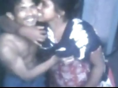 Horny Desi indian village  prostitute group sex threesome fucking hard