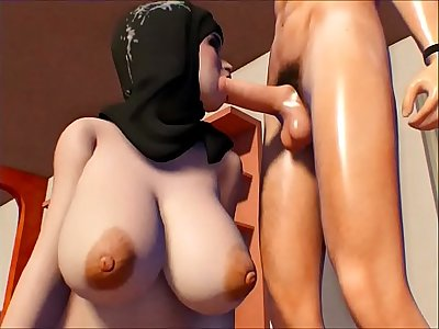 medioriental anal and big tits passion